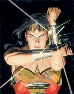 Mythology: Wonder Woman