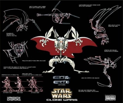 General Grievous Persona Star Wars Clone Wars