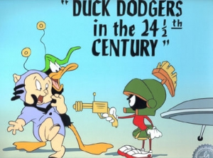 Duck Dodgers in the 24 1/2 Century