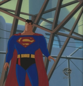 Superman large cel