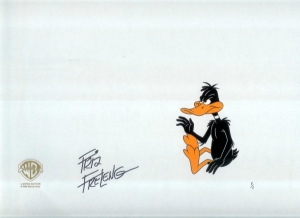 Daffy Duck one of one