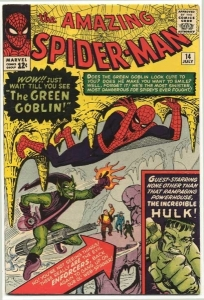 Origins: Green Goblin