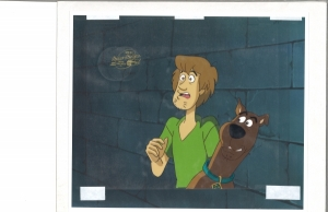 Scooby and Shaggy Shocked