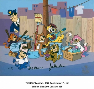 Top Cat's 30th Anniversary