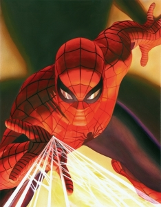 Alex Ross Visions: Spiderman - Canvas