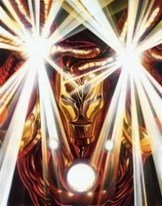 Alex Ross Visions: IronMan - Canvas