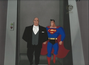Superman with Lex