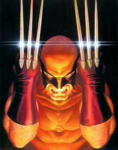Visions Wolverine