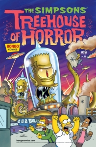 Treehouse of Horror... - Canvas