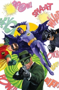 Batman '66 and The Green Hornet