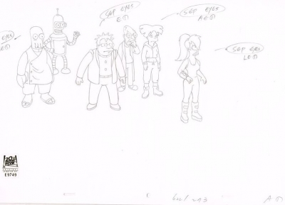Futurama (front group)