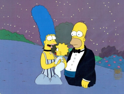 Homer and Marge (dress)