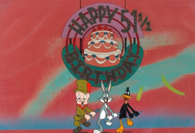 Bugs Bunny, Daffy Duck and Elmer Fudd 1412
