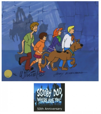 Scooby Doo, Where Are You 50th Anniversary