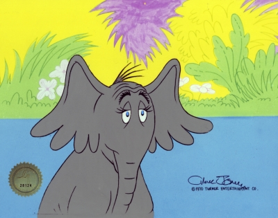 Horton Hears a Who Sit