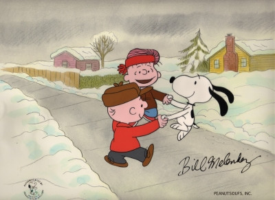 Charlie Brown, Snoopy and Rerun