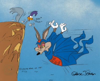 Road Runner and Wile E. Coyote: Batman